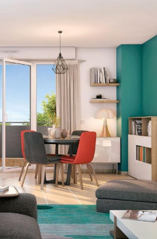 Vente appartement Escalquens 151900€ - Photo 1