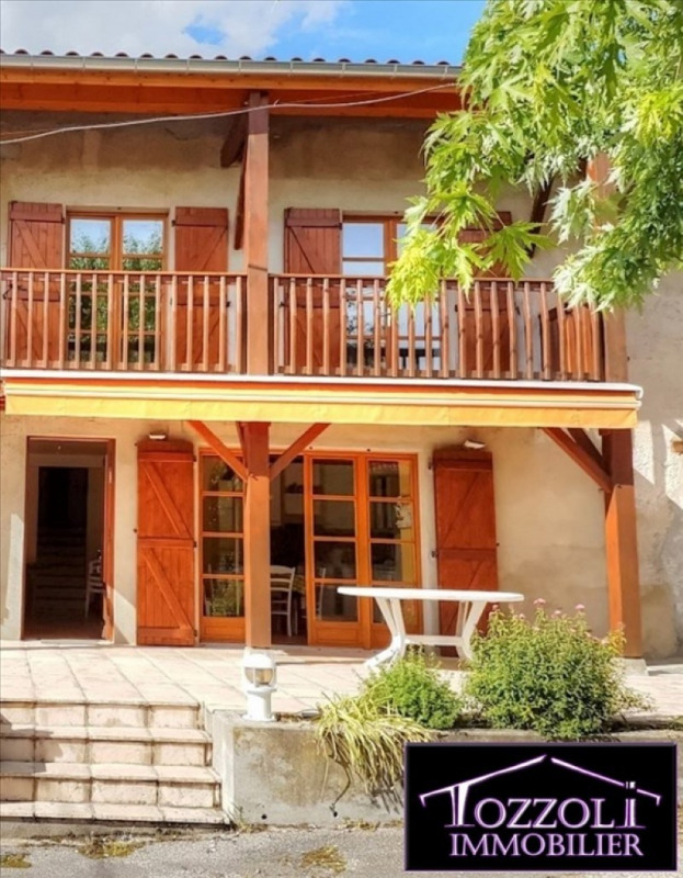 Vente maison / villa Bourgoin jallieu 149000€ - Photo 1