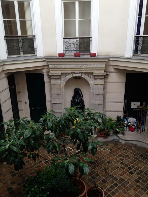 Rental apartment Paris 9ème 820€ CC - Picture 4