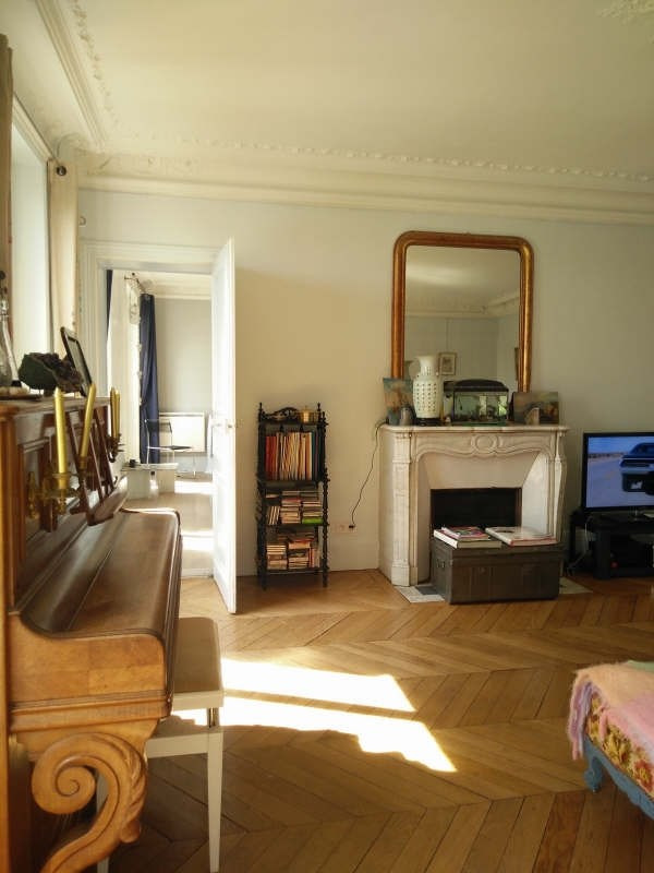 Rental apartment Paris 7ème 4 400€ CC - Picture 4
