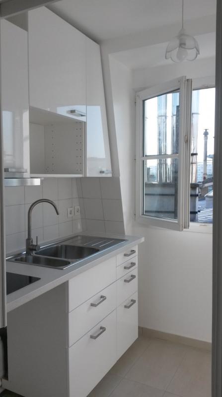 Rental apartment Asnières-sur-seine 900€cc - Picture 2