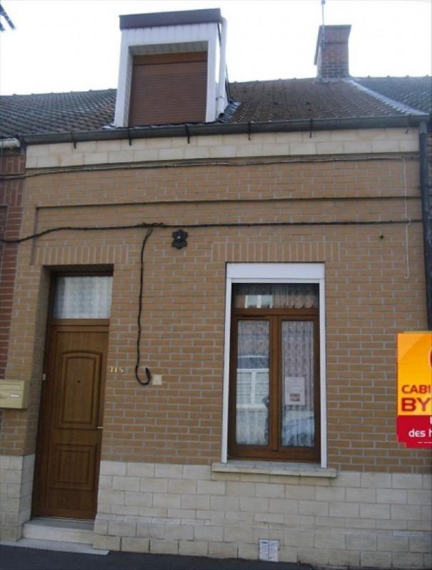 Sale house / villa Henin beaumont 95000€ - Picture 1