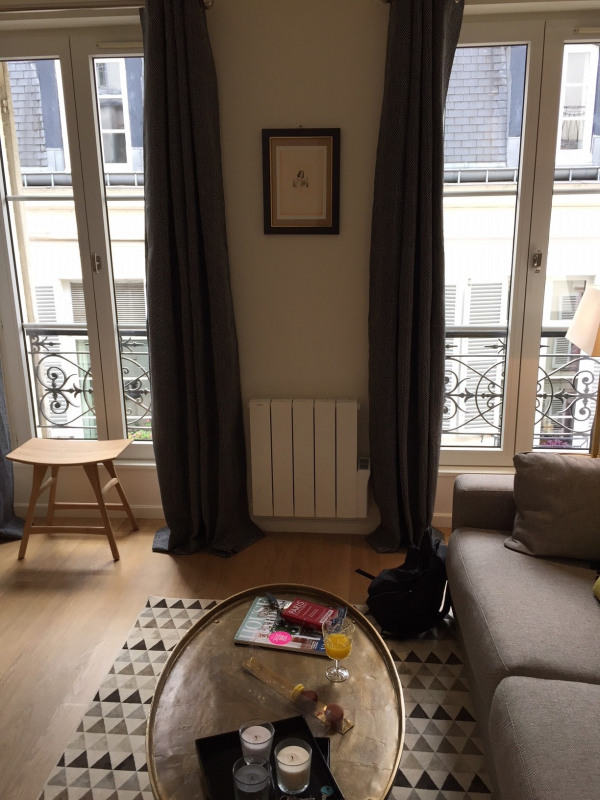 Location temporaire appartement Paris 6ème 1 880€ CC - Photo 1