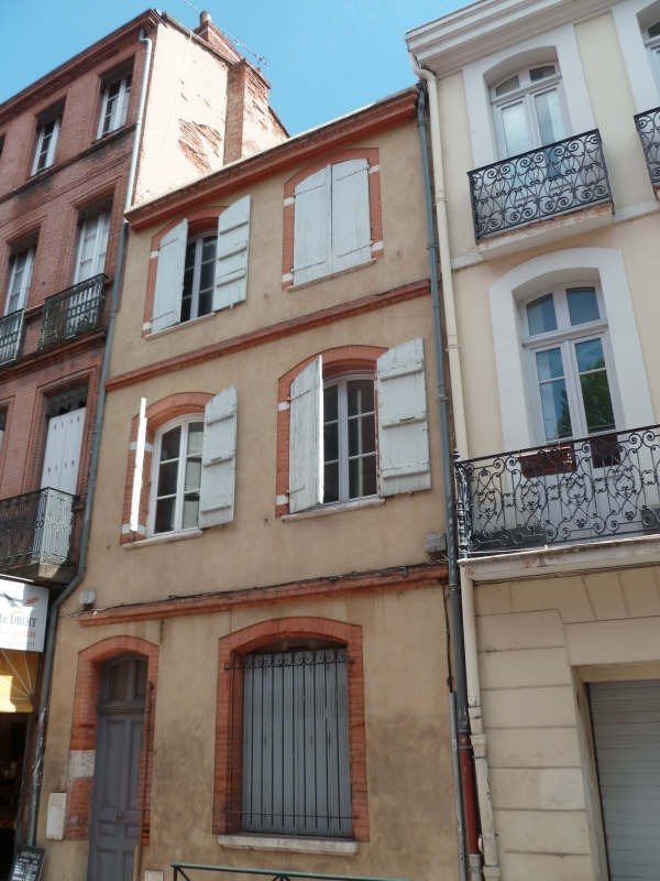 Location appartement Toulouse 389€ CC - Photo 1