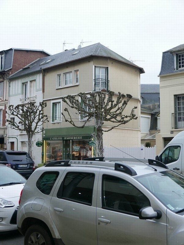 Vente local commercial Deauville 665 000€ - Photo 1