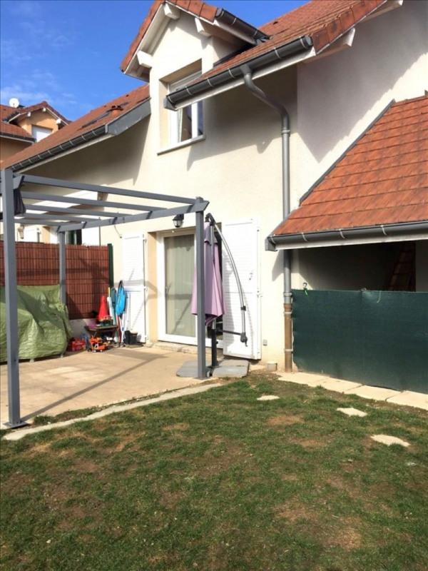 Vente maison / villa Challex 378000€ - Photo 1