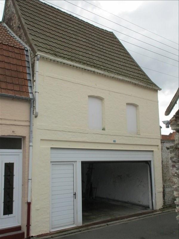 Vente maison / villa St omer 100000€ - Photo 2