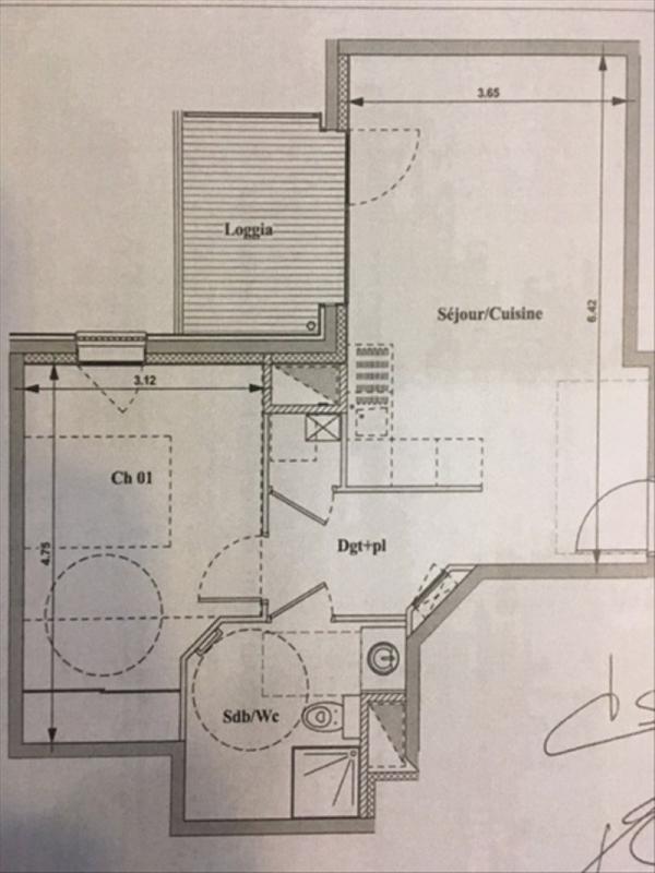 Rental apartment Tassin la demi lune 694€ CC - Picture 2