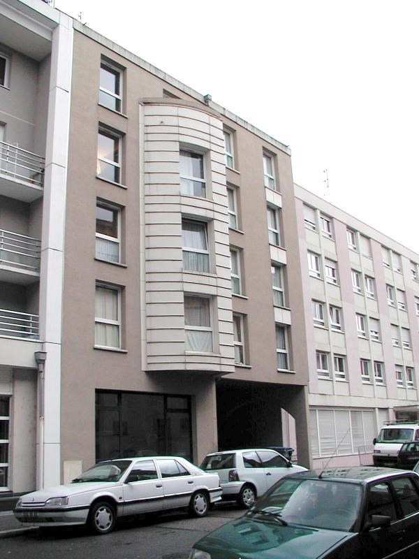 Location appartement Strasbourg 490€ CC - Photo 4