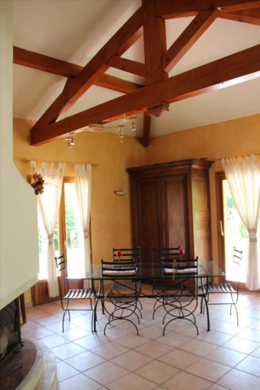 Sale house / villa Bourgoin jallieu 370000€ - Picture 3