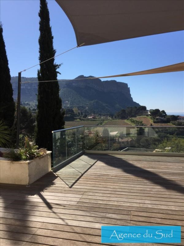Vente de prestige appartement Cassis 1050000€ - Photo 1