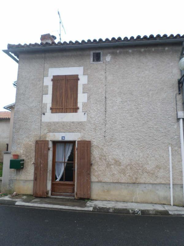 Vente maison / villa Lussac 34000€ - Photo 1