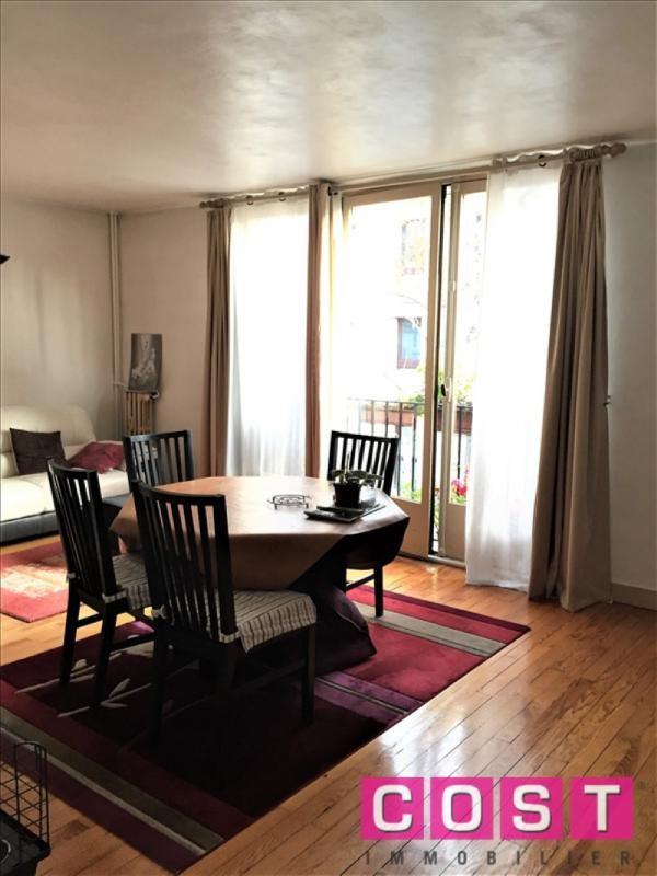 Venta  apartamento Asnieres sur seine 369000€ - Fotografía 1
