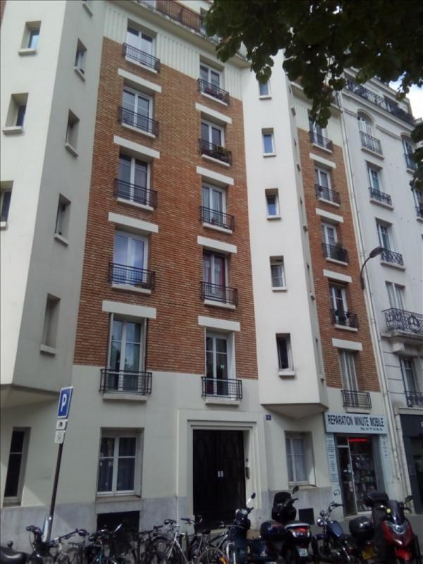 Sale apartment Paris 15ème 215000€ - Picture 1