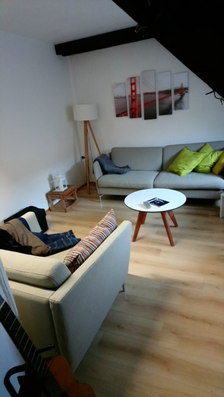 Rental apartment Strasbourg 855€ CC - Picture 1