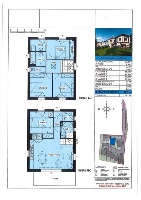 Vente maison / villa Boucau 328000€ - Photo 3