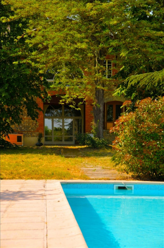Deluxe sale house / villa Peyssies 800 000€ - Picture 1