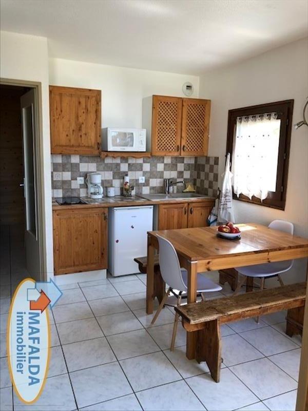 Vente appartement Mont saxonnex 69900€ - Photo 2