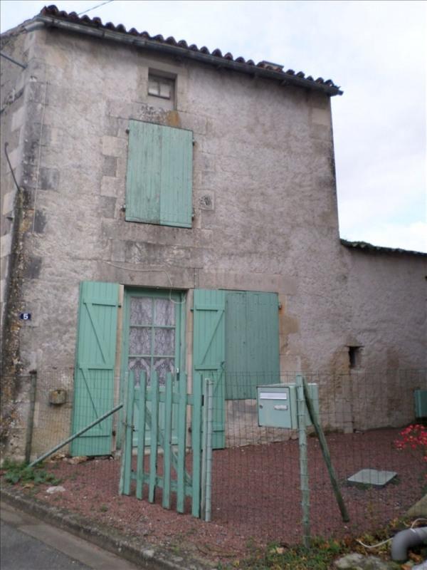 Vente maison / villa Chauvigny 70000€ - Photo 4
