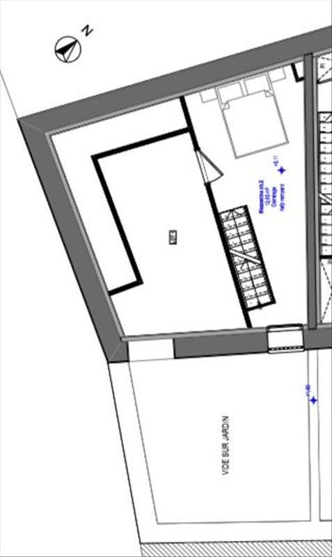 Vente appartement Saussan 210000€ - Photo 7