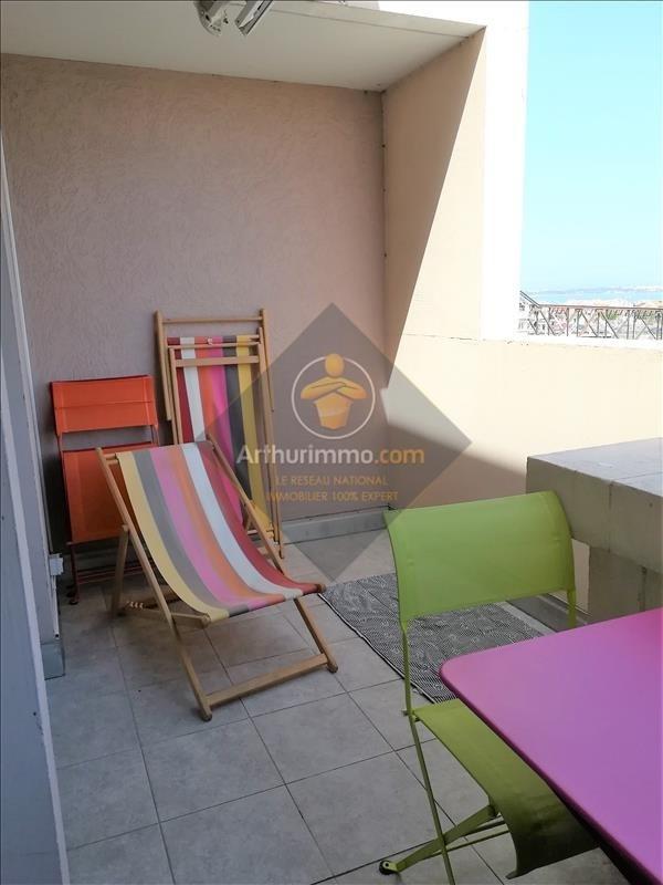 Sale apartment Sete 114000€ - Picture 1