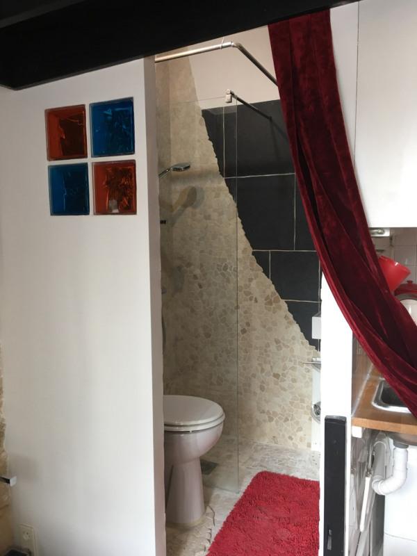 Rental apartment Paris 17ème 655€ CC - Picture 4