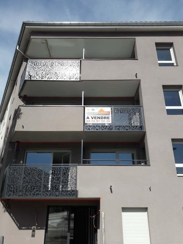 Verkoop  appartement Eyzin pinet 178000€ - Foto 2