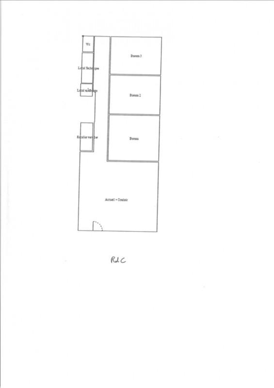 Sale building Les pavillons sous bois 583000€ - Picture 2