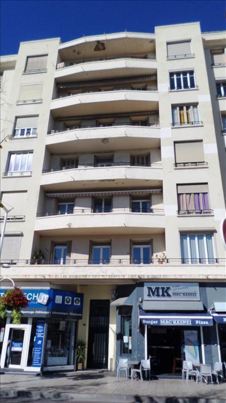 Vente appartement Toulon 163000€ - Photo 1