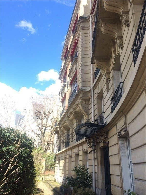 Vente de prestige appartement Paris 16ème 1 045 000€ - Photo 1