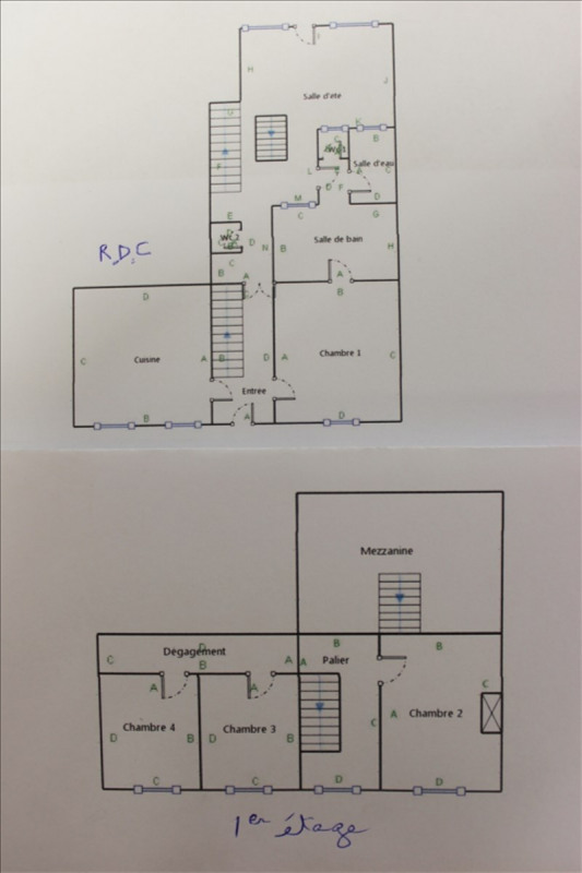 Vente maison / villa Langon 249100€ - Photo 7