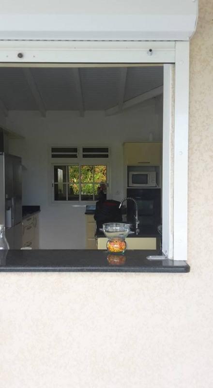 Sale house / villa Capesterre belle eau 279500€ - Picture 8