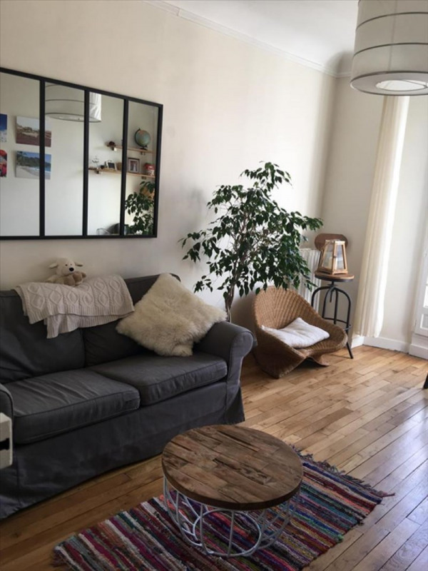 Rental apartment Clichy 1 500€ CC - Picture 2