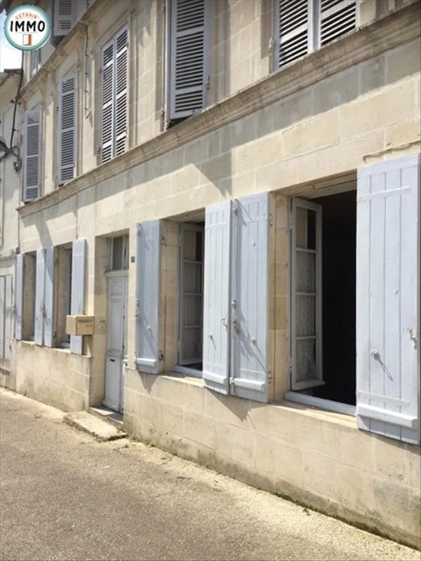 Vente maison / villa Mortagne sur gironde 137 500€ - Photo 6
