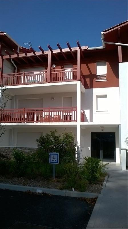Rental apartment St jean de luz 460€ CC - Picture 1
