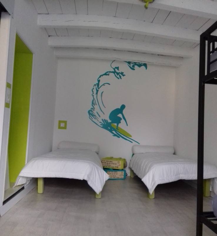 Vacation rental house / villa Mimizan 830€ - Picture 8