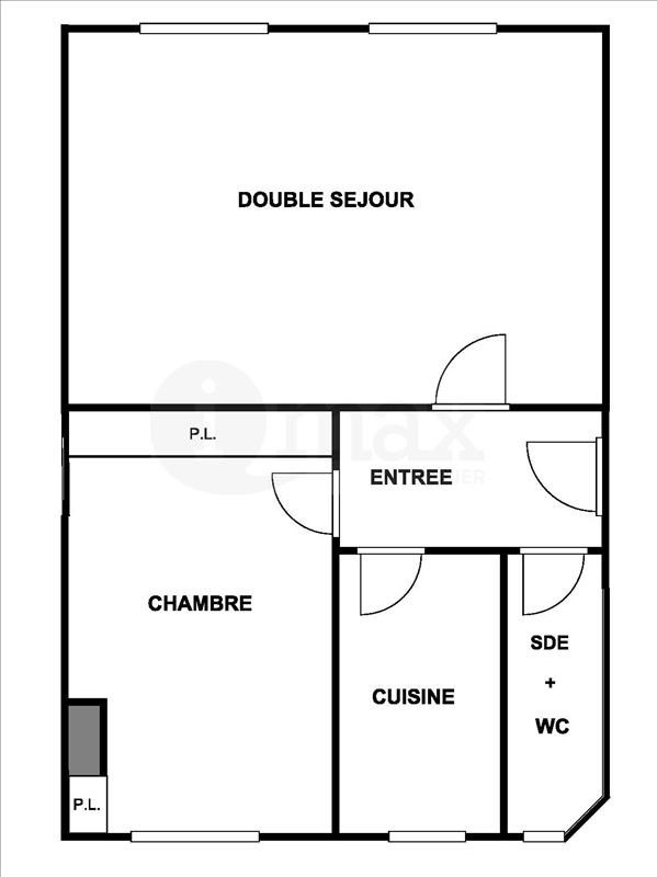 Vente appartement Levallois perret 549000€ - Photo 5