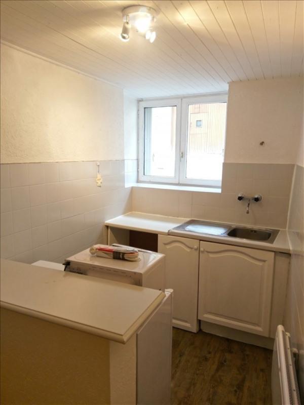 Rental apartment Montreal la cluse 205€ CC - Picture 4