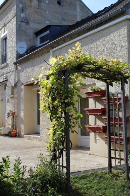 Sale house / villa Crepy en valois 189000€ - Picture 1