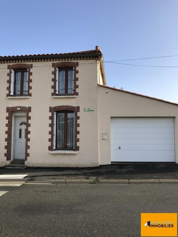 Vente maison / villa Le fief sauvin 90900€ - Photo 1