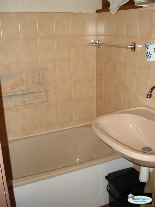 Vente appartement Mont saxonnex 48500€ - Photo 5