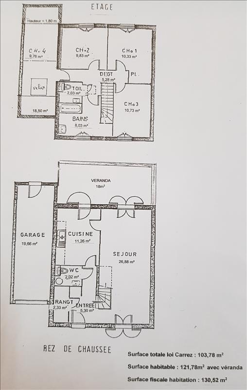 Vente maison / villa Gonesse 286000€ - Photo 3