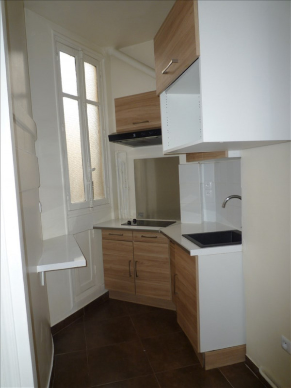 Rental apartment Paris 16ème 1197€ CC - Picture 4