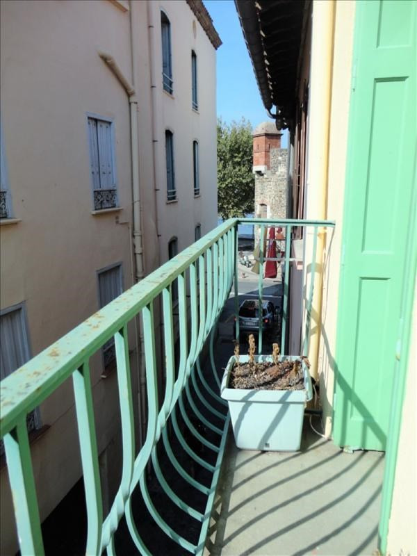 Vente appartement Collioure 190000€ - Photo 1