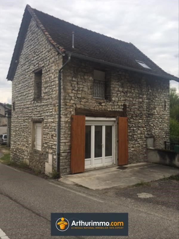 Vente maison / villa Morestel 125 000€ - Photo 1