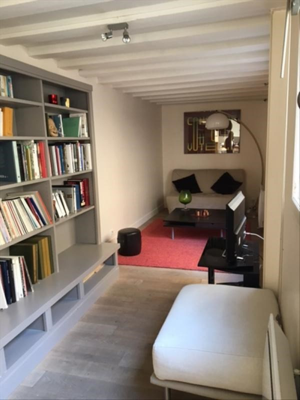 Vente appartement Paris 3ème 569 000€ - Photo 1