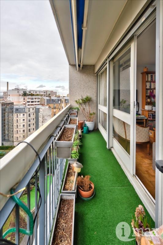 Vente de prestige appartement Paris 18ème 1050000€ - Photo 9