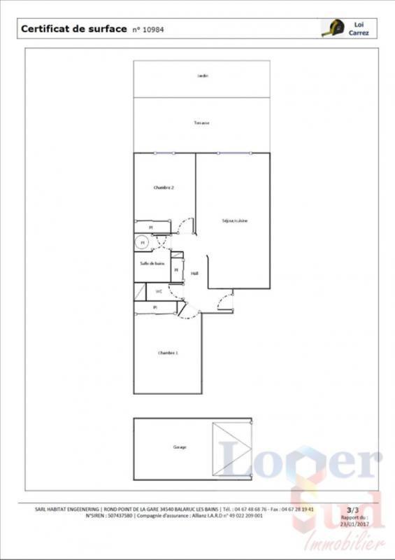 Produit d'investissement appartement Montpellier 186000€ - Photo 8