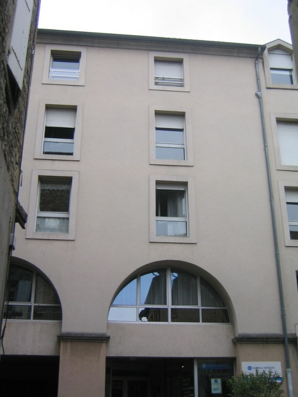 Location appartement Aubenas 390€ CC - Photo 10