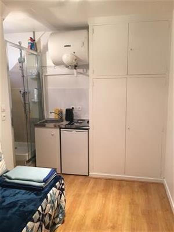 Vente appartement Paris 16ème 90000€ - Photo 1